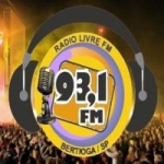Logo da emissora Rádio Livre FM