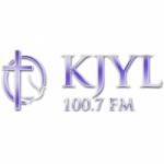 Logo da emissora Radio KJYL 100.7 FM