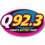 Logo da emissora Radio KKHQ Q 92.3 FM