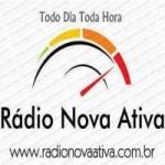 Logo da emissora Rádio Nova Ativa