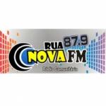 Logo da emissora R�dio Rua Nova 87.9 FM