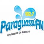 Logo da emissora Rádio Paraguassú 102.7 FM