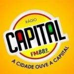 Logo da emissora Rádio Capital 88.9 FM