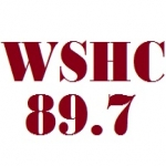 Logo da emissora WSHC 89.7 FM