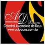Logo da emissora AD Bauru