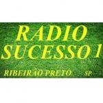 Logo da emissora Rádio Sucesso 1