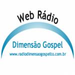 Logo da emissora Dimensão Gospel