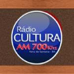 Logo da emissora Rádio Cultura 700 AM