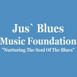 Logo da emissora Radio Jus Blues