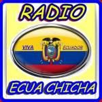 Logo da emissora Radio Ecua Chicha HD