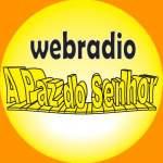Logo da emissora Webradio A Paz do Senhor