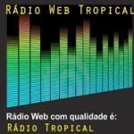 Logo da emissora Radioweb Tropical