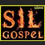 Logo da emissora Rádio Sil Gospel