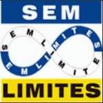 Logo da emissora Rádio Sem Limites FM