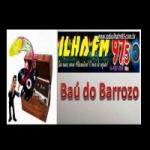 Logo da emissora Programa Ba� do Barrozo