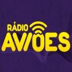 Logo da emissora Rádio Aviões