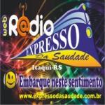 Logo da emissora Expresso da Saudade
