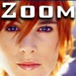 Logo da emissora R�dio Zoom FM