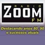 Logo da emissora Rádio Zoom FM