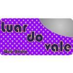Logo da emissora Luar do Vale