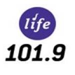 Logo da emissora Radio KNWS Life 101.9 FM