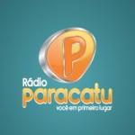Logo da emissora Rádio Paracatu