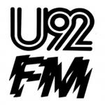 Logo da emissora WWVU U92 91.7 FM