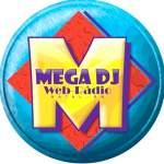 Logo da emissora Mega DJ