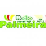 Logo da emissora R�dio Palmeira 105.9 FM
