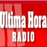Logo da emissora Radio Ultima Hora FM 100.6