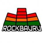 Logo da emissora Rock Bauru