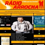 Logo da emissora Rádio Arrocha