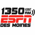 Logo da emissora Radio KRNT ESPN 1350 AM