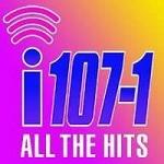 Logo da emissora Radio KRQN i107.1 FM
