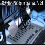 Logo da emissora Rádio Suburbana Net