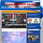 Logo da emissora R�dio Comiuep Gospel