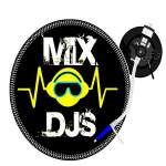 Logo da emissora Rádio Mix Djs