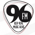 Logo da emissora Radio All New 96.1 FM
