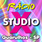 Logo da emissora R�dio Studio X