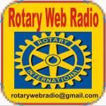 Logo da emissora Rotary Web Radio