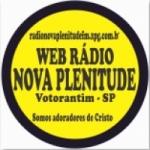 Logo da emissora Web R�dio Nova Plenitude