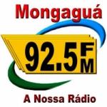 Logo da emissora Rádio Mongagua 92.5 FM