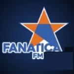 Logo da emissora Rádio Fanática FM