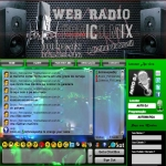 Logo da emissora Rádio Panico Mix