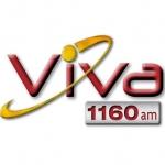 Logo da emissora WIWA 1160 AM Viva