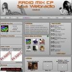 Logo da emissora Rádio Mix CP