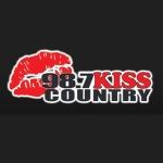 Logo da emissora KSMA 98.7 FM