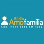 Logo da emissora R�dio Amo Fam�lia
