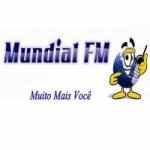 Logo da emissora Mundial FM