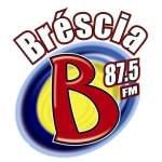 Logo da emissora Rádio Bréscia FM 87.5